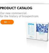 Product catalog download: our new commercial. for the history of biospectrum.